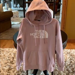 The north face hoodie size ex S NWOT